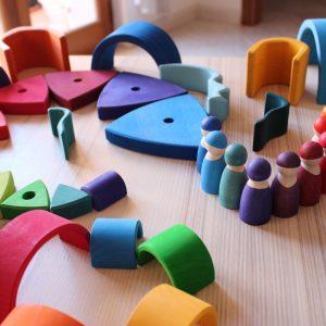 10 Motivi per regalare un giocattolo in legno a Natale.