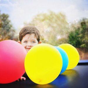 I palloncini volanti