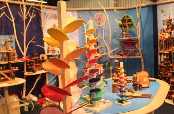 Giochi in legno Spielwarenmesse