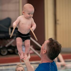 Babyswimming e Sviluppo motorio nell'Infanzia